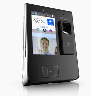 AC-7000 High performance Face&Fingerprint Recognition Terminal