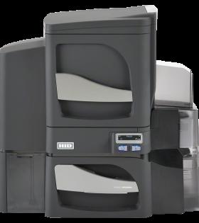 HID® FARGO® DTC4500e High Capacity Plastic Card Printer & Encoder