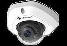 Vandal-proof Mini Dome Network Camera(كاميرات المراقبة)